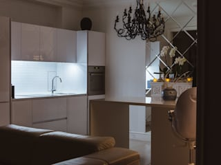 Minimalist kitchen by O-Deco Studio Minimalist
