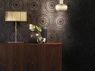 Lampa wisząca Clava: styl , w kategorii  zaprojektowany przez Pufa Design