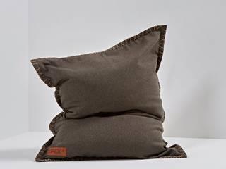Bean-bag SQUAREit Junior: styl , w kategorii  zaprojektowany przez Pufa Design