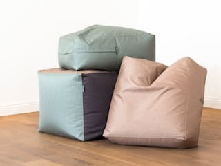 Cozydunes Sitzkissen: modern  von Cozydunes,Modern
