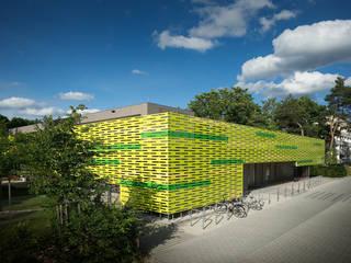 SieKids Kinderinsel Erlangen dürschinger architekten Moderne Häuser
