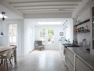 Rear Extension Oakman Cuisine moderne