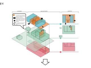 CASA PINARES: Casas de estilo  de STUDIOLARQ