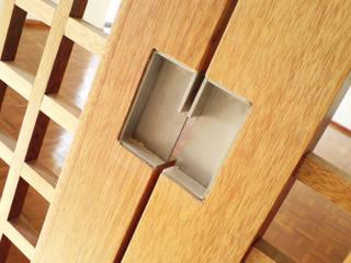 Rustic style windows & doors by Visual Concept / Arquitectura y diseño Rustic