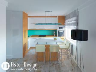 Cocinas de estilo ecléctico de ASTER DECO Ecléctico