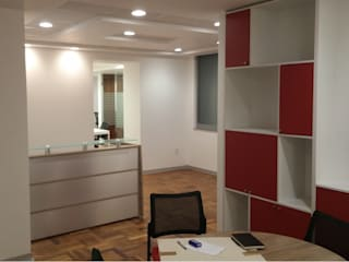 Study/office by Visual Concept / Arquitectura y diseño,