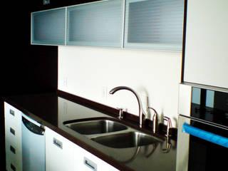 Nhà bếp phong cách hiện đại bởi Visual Concept / Arquitectura y diseño Hiện đại