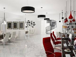 by Space - студия дизайна интерьера премиум класса Мінімалістичний
