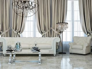 Classic style living room by Space - студия дизайна интерьера премиум класса Classic