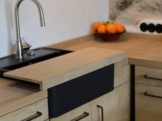 Die Küche zum Kochen Minimalistische Küchen von Toni Egger Tischlerei Minimalistisch
