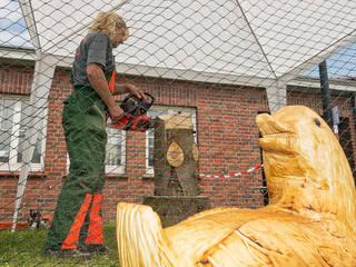 Holzwerkerin Eving SztukaRzeźby