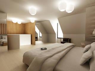 Pintores Decoradores en Madrid Dormitorios de estilo clásico de Pinturaskar Clásico