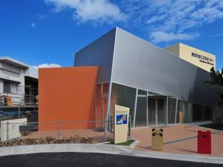 外観: 株式会社STN建築工房が手掛けた学校です。