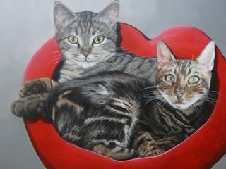 Peinture animalière par Passion Déco Éclectique