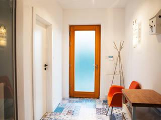 Corridor & hallway by if architektura