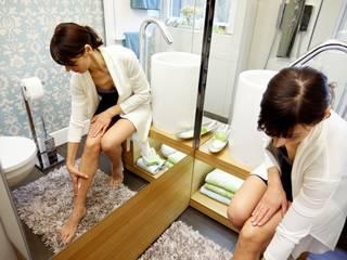 Ванная комната в эклектичном стиле от Stammer Innenarchitektur Эклектичный