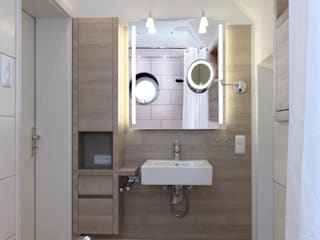 Modern bathroom by Stammer Innenarchitektur Modern