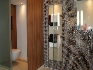 Eclectic style bathrooms by Stammer Innenarchitektur Eclectic