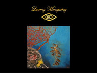 Marquetry par LUXURY MARQUETRY Éclectique