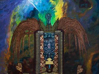 Marqueterie d'art par LUXURY MARQUETRY Éclectique