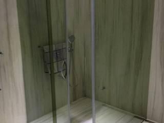 ideal duşakabin BathroomBathtubs & showers Kaca Green
