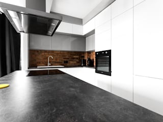 Modern kitchen by Archikąty Modern