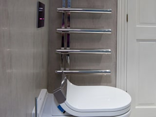 Duravit Sensowash : modern Bathroom by Lisa Melvin Design
