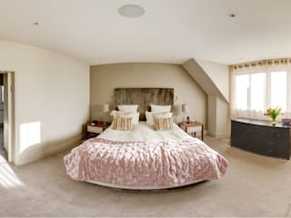 Cricklewood Interior Design Project Modern style bedroom by Primrose Interiors Modern