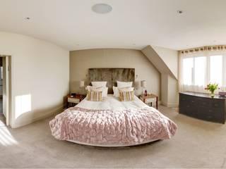 Cricklewood Interior Design Project Primrose Interiors Kamar Tidur Modern