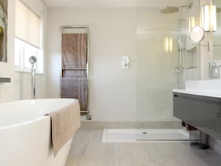 Cricklewood Interior Design Project:  Bathroom by Primrose Interiors