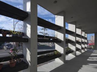 CYY: かわつひろし建築工房が手掛けたテラス・ベランダです。