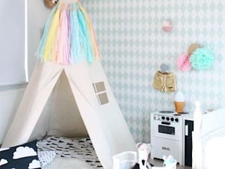 Teepee Inspiration from Moozle:   by Moozle
