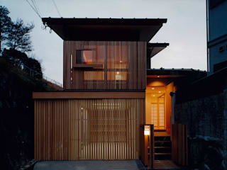 Maisons de style  par 堀内総合計画事務所, Éclectique