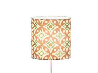 La petite lampe  à losange vert:  de style  par les zigolums