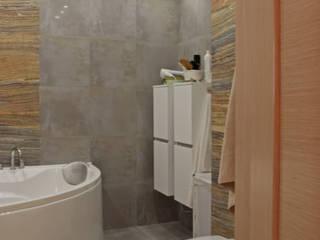 Камень Ванная комната в стиле минимализм от RED LIGHTs Минимализм