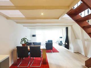 eetkamer: moderne Eetkamer door BALD architecture