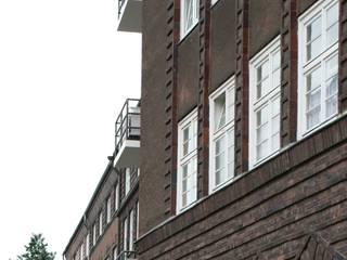 Flamingo Balconies von Despang Architekten Minimalistisch