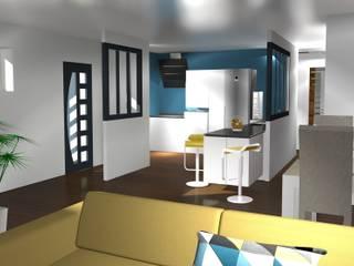 Rénovation d'une maison:  de style  par archikl