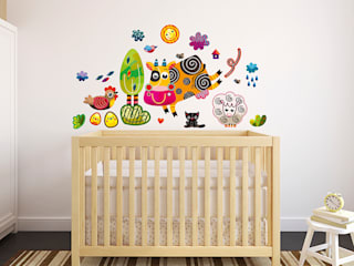 Farm Nursery Wall Stickers by Witty Doodle:   by Witty Doodle