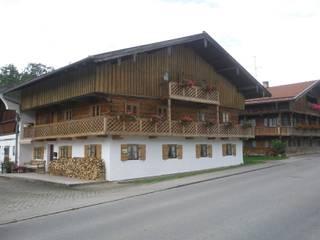 Officehome Oberhaching von Despang Architekten Landhaus