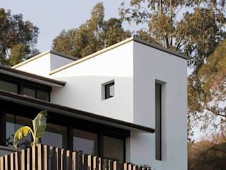 Casa Ixtapan de la Sal - Boué Arquitectos: Casas de estilo  por Boué Arquitectos