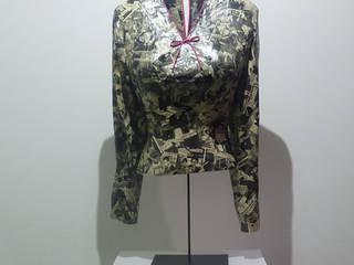 Les corsets, 2014 par PUR PAPIER Éclectique