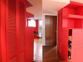 Maison Région Parisienne RUEIL MALMAISON Salon moderne par monicacordova Moderne