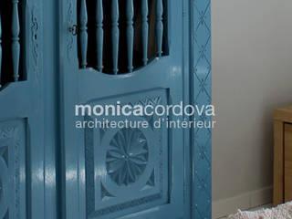 "ARCACHON ""VILLA MONA LISA"":  de style colonial par monicacordova, Colonial"