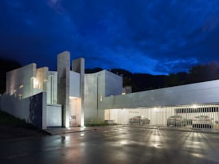 Casas de estilo moderno de PLADIS Moderno