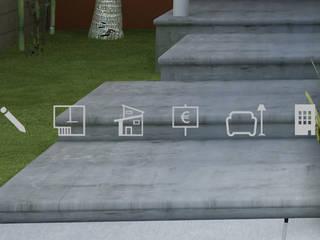 HOME PAGE Jardin minimaliste par monicacordova Minimaliste