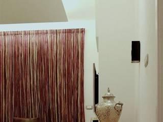 Salones de estilo minimalista de AMN studio Minimalista
