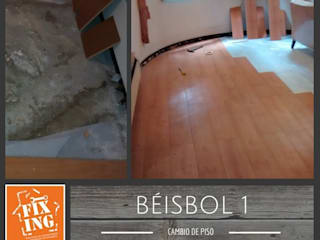 Fixing Classic style walls & floors