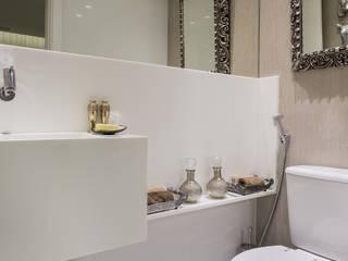 Lavabo: Banheiros  por Bruno Sgrillo Arquitetura