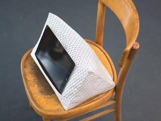 Le coussin tablette modèle Copenhague:  de style  par happyhand